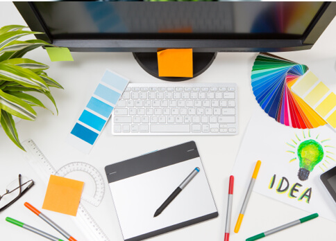 Captivating Graphic Design Services